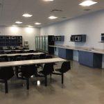 CENTRE DE DISTRIBUTION DOLLARAMA : mobilier intégré de cafétéria