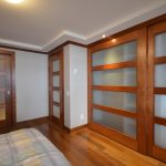 Mahogany wood doors and frames, trims